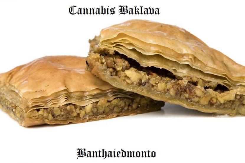 Cannabis Baklava