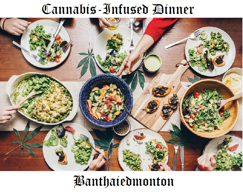 Cannabis-Infused Dinner