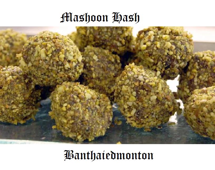 Mashoon Hash