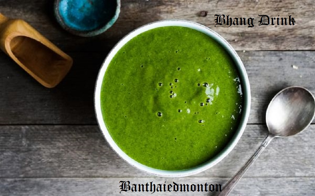 bhang drink