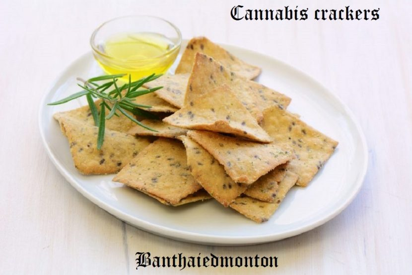 cannabis crackers