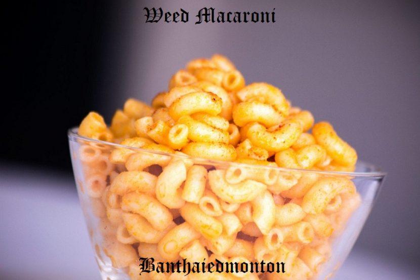 weed Macaroni