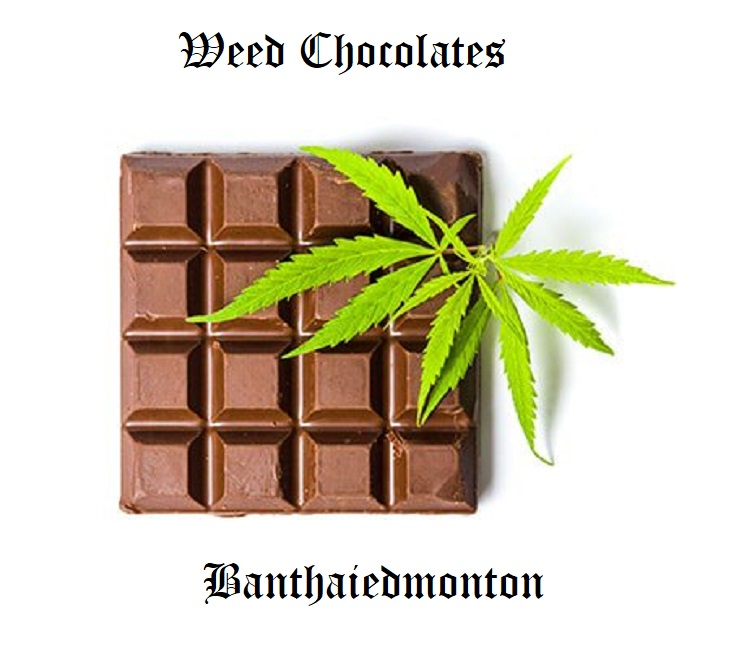 weed chocolates