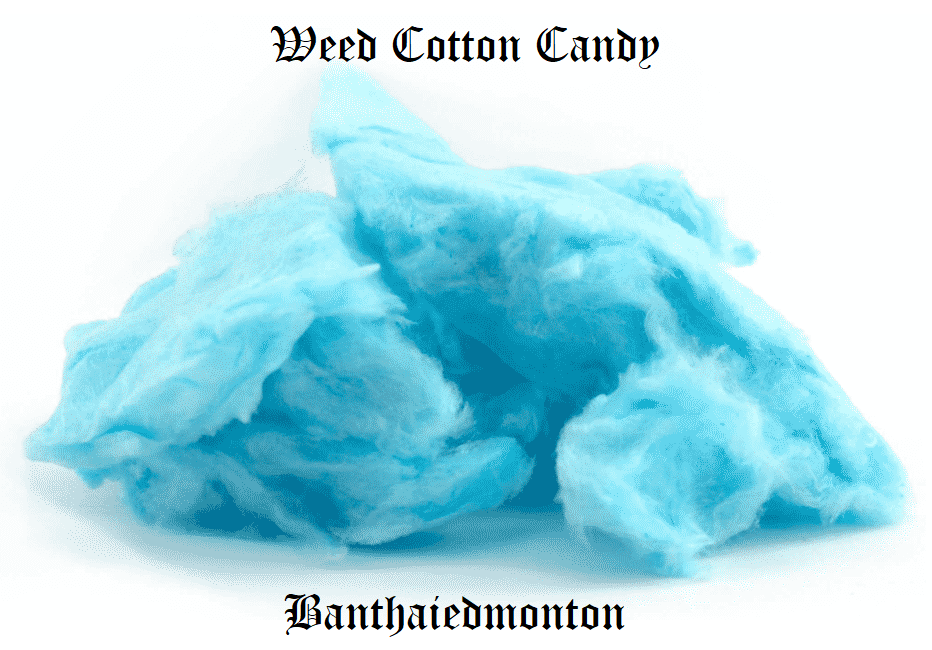 weed cotton candy