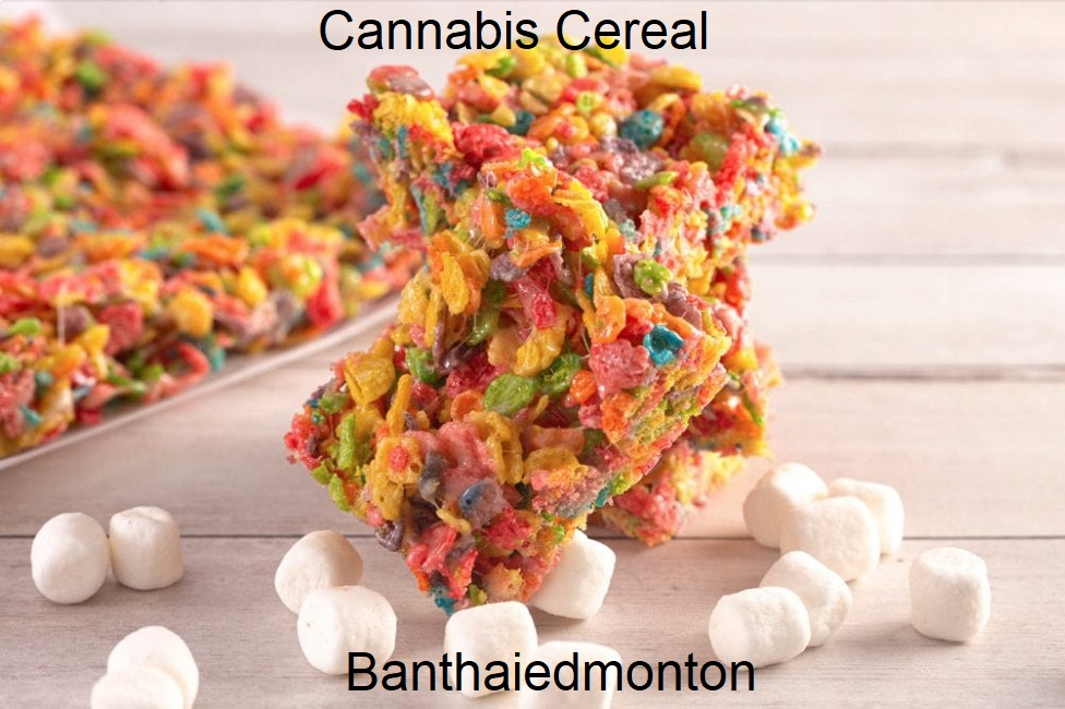Cannabis Cereal