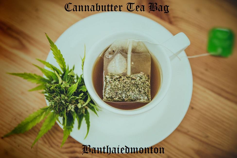 Cannabutter Tea Bag