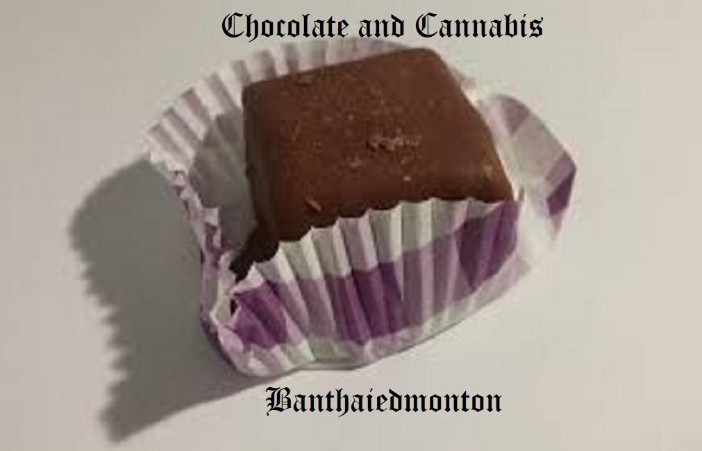 Chocolate and Cannabis