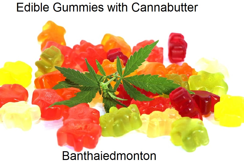 How to Make Edible Gummies with Cannabutter