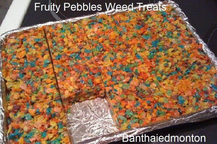 How to Make Fruity Pebbles Weed Treats