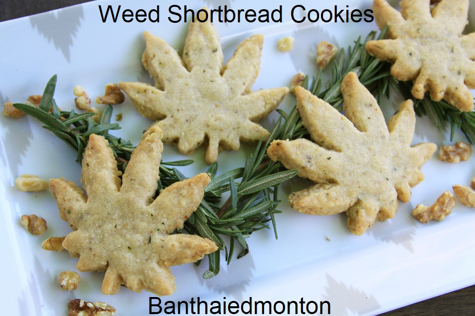 How to Make Weed Shortbread Cookies