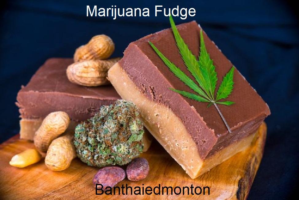 Marijuana Fudge