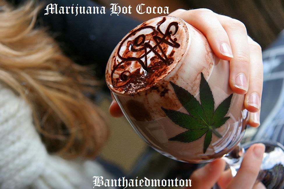 Marijuana Hot Cocoa