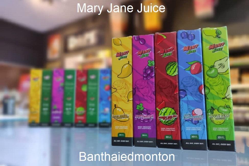 Mary Jane Juice