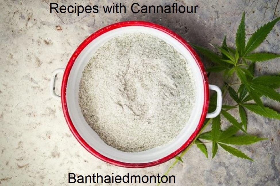 Recipes with Cannaflour