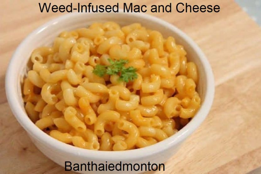 Weed-Infused Mac and Cheese