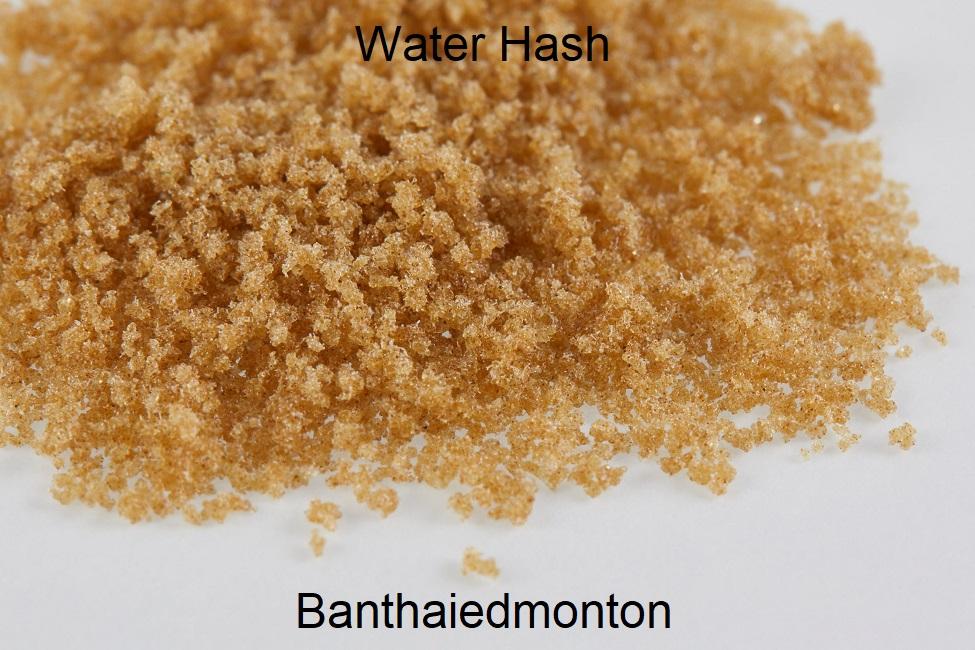 water hash